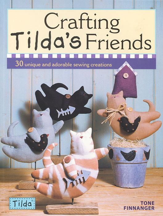 Crafting Tildas Friends