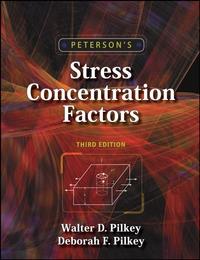 Peterson?s Stress Concentration Factors