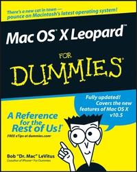 Mac OS® X LeopardTM For Dummies®