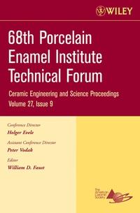 68th Porcelain Enamel Institute Technical Forum