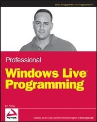 Professional Windows LiveTM Programming