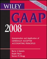 Wiley GAAP 2008