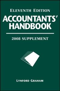 Accountants? Handbook, 2008 Supplement