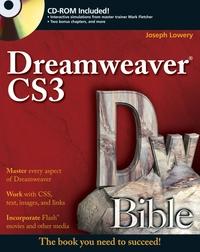 Dreamweaver® CS3 Bible
