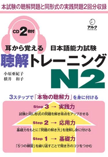 Подготовка к аудированию по квалификационному экзамену по японскому языку (JLPT) на уровень 2