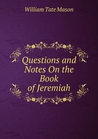 the life of jeremiah essay