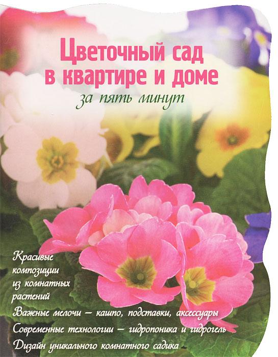 Цветочный сад в квартире и доме за пять минут. Н. Власова
