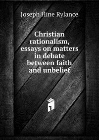 christian essays faith