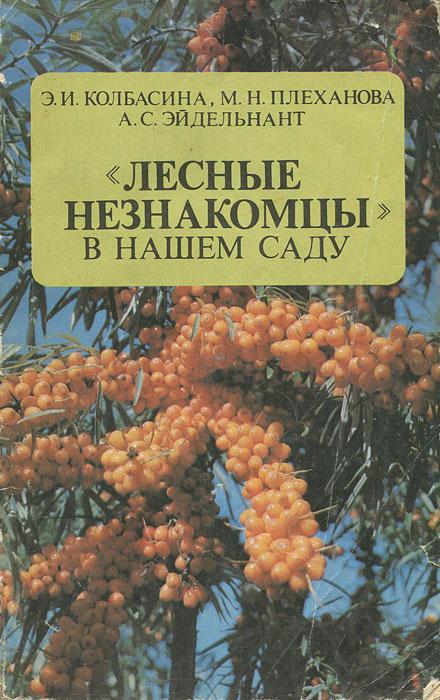 """""""Лесные незнакомцы"""" в нашем саду"""