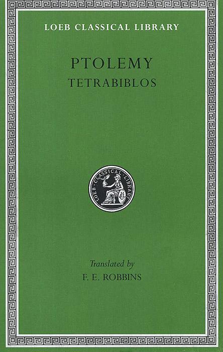 Ptolemy: Tetrabiblos