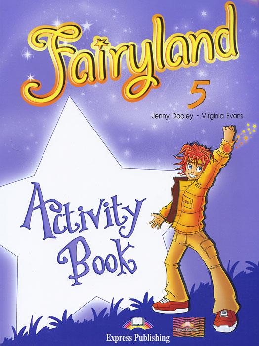 Fairyland 5: Activity Book
