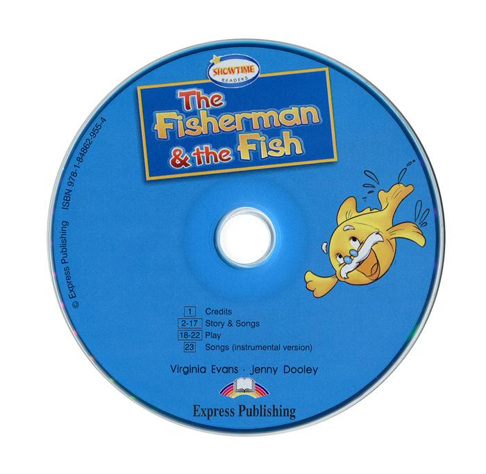 The Fisherman and the Fish (аудиокнига CD)