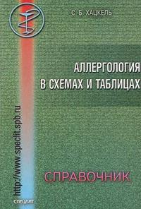 Аллергология в схемах и таблицах. Справочник ( 5-299-00009-X )