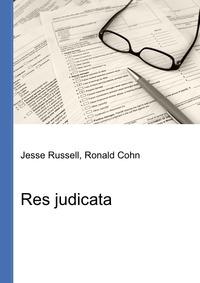 writ and res judicata