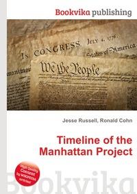 manhattan project timeline