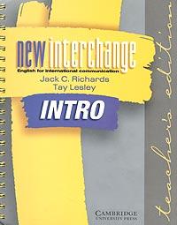 New Interchange Intro Teacher's Edition