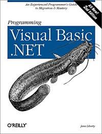 Programming Visual Basic .NET, 2nd Edition
