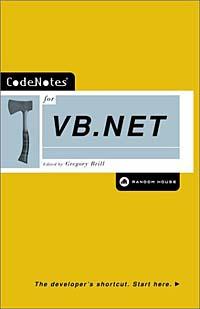 Codenotes for Vb.Net (Codenotes Series)