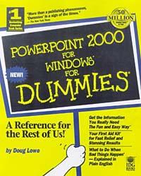 Купить PowerPoint 2000 for Windows for Dummies, Doug Lowe
