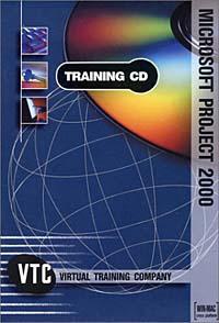 Microsoft Project 2000 VTC Training CD