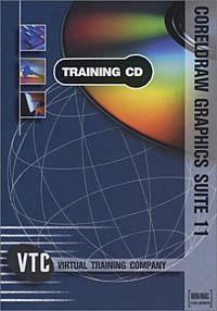 CorelDRAW Graphics Suite 11 VTC Training CD