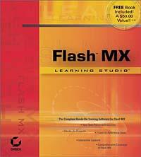 Flash MX Learning Studio