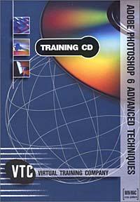 Adobe Photoshop 6 Advanced Techniques VTC Training CD