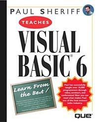 Paul Sheriff Teaches Visual Basic 6