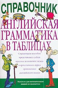 Книга Английская грамматика в таблицах