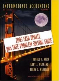 Intermediate Accounting - Volume 1