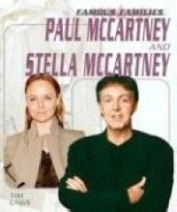 Paul Mccartney And Stella Mccartney (Famous Families)