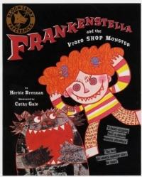 Frankenstella and the Video Shop Monster