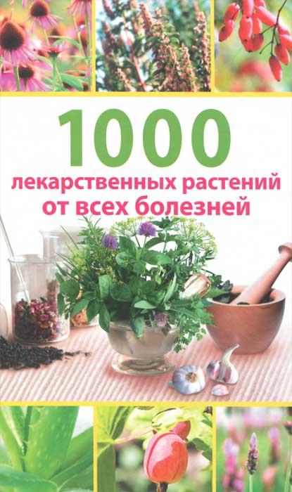 1000 лекарственных растений от всех болезней