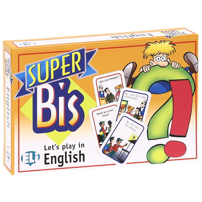 Super Bis English (набор из 120 карточек)