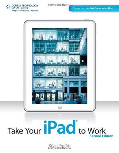 Купить Take Your iPad to Work, Brian Proffitt