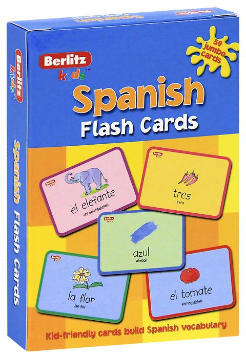 Spanish Flash Cards ( 978-981-246-971-7 )