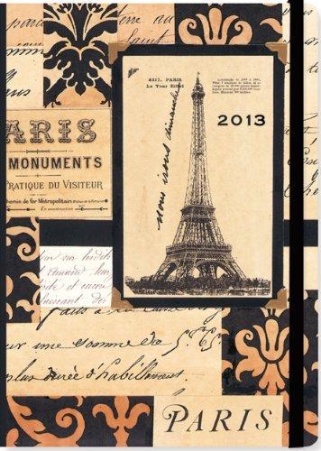 2013 Bon Vivant Compact Engagement Calendar (16-month Weekly Planner)