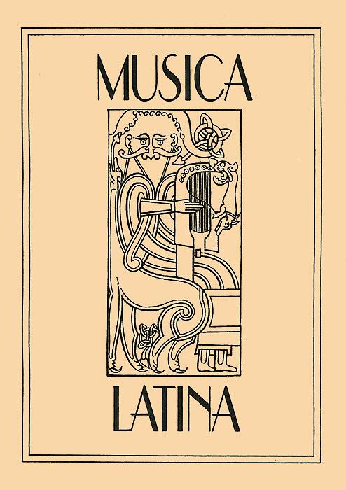 Musica Latina. Латинские тексты в музыке и музыкальной науке