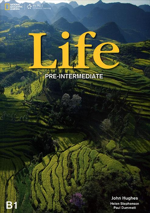 Life: Pre-Intermediate: B1 (+ DVD-ROM)