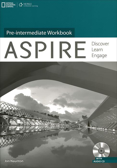 Aspire Pre-Intermediate Workbook (+ CD-ROM)