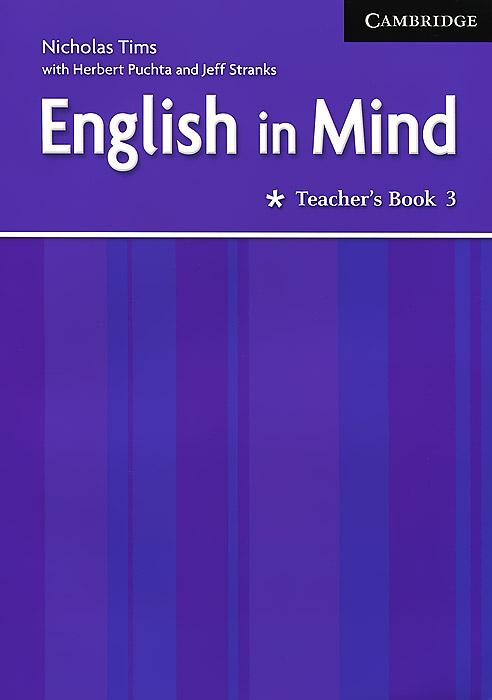 English in Mind: Teacher's Book 3