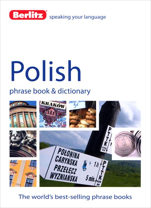 Berlitz Polish Phrase Book & Dictionary
