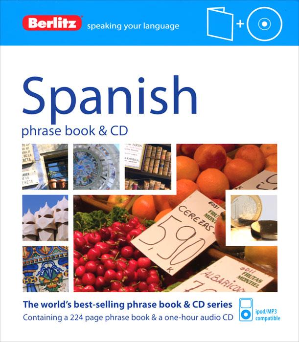 Spanish Phrase Book (+ CD)