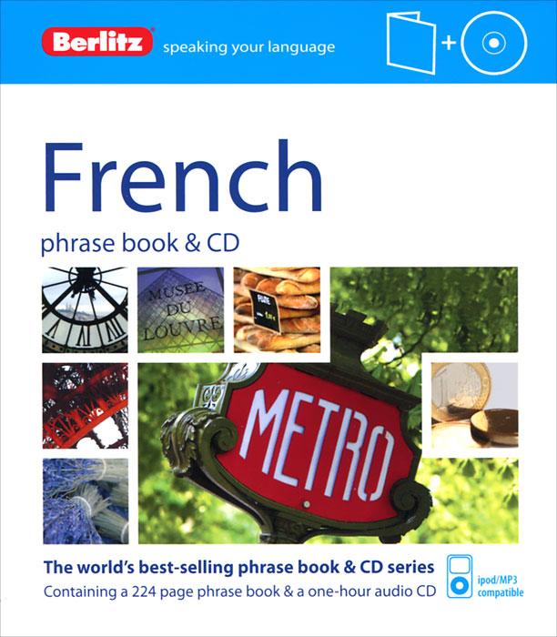 Berlitz: French: Phrase Book (+ CD)