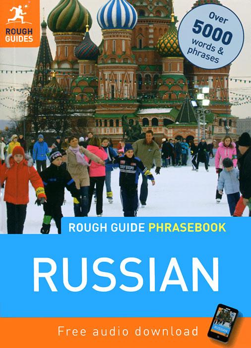 Rough Guide Russian Phrasebook