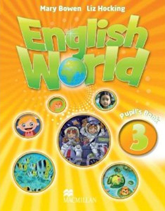English World 3: Pupil's Book
