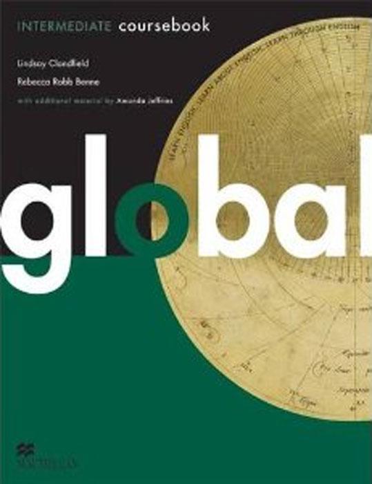 Global Intermediate: Coursebook with eWorkbook Pack
