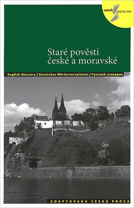 Stare povesti ceske a moravske (+ CD)