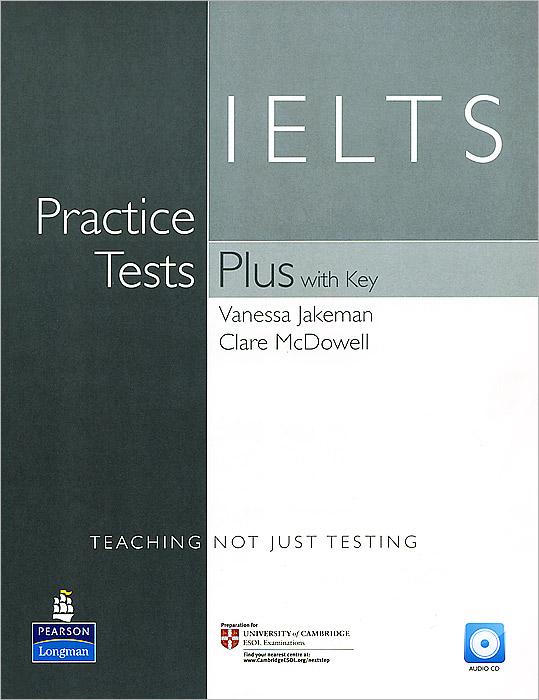 IELTS Practice Tests Plus 1 (+ 2 CD)