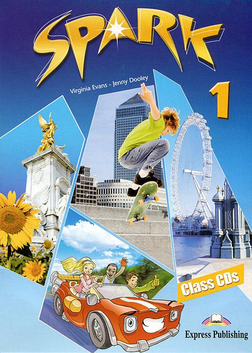 Spark 1: Class Audio CDs (аудиокнига на 3 CD)